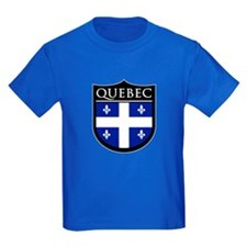 Quebec Flag Patch T