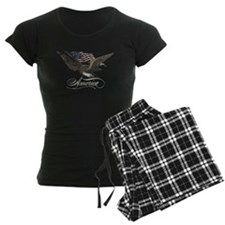 Unique Patriotic eagle Pajamas