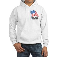 Hooded USA Sweatshirt