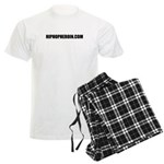 HIPHOPHEROIN MERCHANDISE Men's Light Pajamas