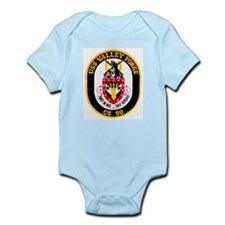 USS Valley Forge CG 50 Infant Creeper