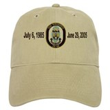 USS Vincennes CG 49 Decomm Ballcap
