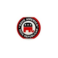 SAVE AMERICA Mini Button (10 pack)
