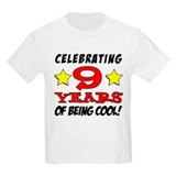 Celebrating 9 Years T-Shirt