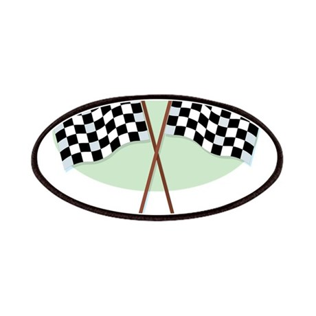 Auto Racing  Gifts on Auto Racing Gifts   Auto Racing Patches   Racing Flags Patches