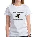 Incase of Emergency Women's T-Shirt