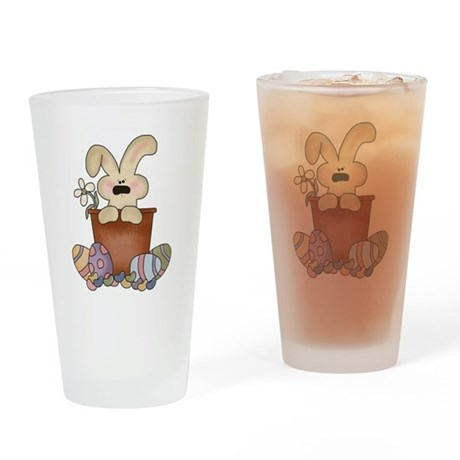 Easter Bunny Pint Glass