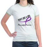 Fight Like A Girl Fibromyalgia T