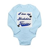 Cute Custom yorkshire terrier Onesie Romper Suit