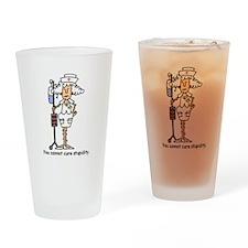 Funny Nurse Four Pint Glass