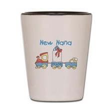 Train New Nana Shot Glass