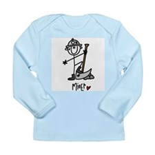 Basic Miner Long Sleeve Infant T-Shirt