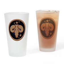 Aries Pint Glass