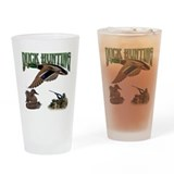 Duck Hunting Pint Glass