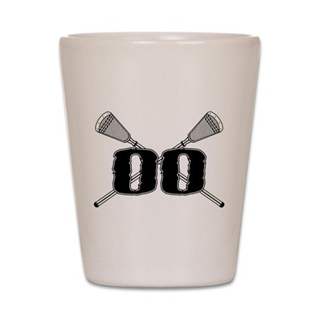 Lacrosse 00 Shot Glass