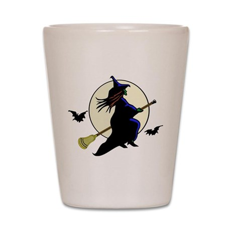 Lax-o-ween Shot Glass