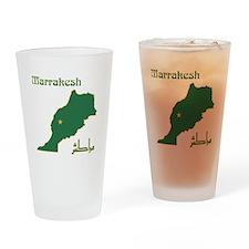 Marrakesh Pint Glass