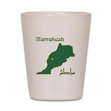 Marrakesh Shot Glass