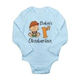 Baby's First Oktoberfest Long Sleeve Infant Bodysu