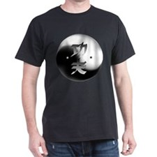Old Kung Fu Black T-Shirt