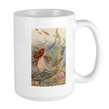 mermaid lass Mug
