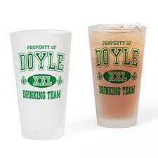 Irish Drinking Team Pint Glass