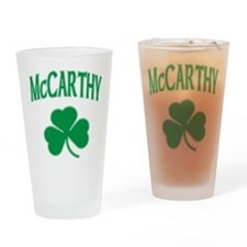 McCarthy Irish Pint Glass