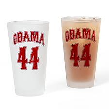 Barack Obama 44th President Pint Glass