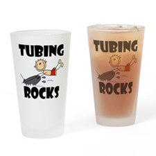 Tubing Rocks Pint Glass
