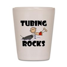 Tubing Rocks Shot Glass