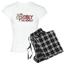 Obey The Monkey Pajamas