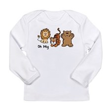 Oh My Long Sleeve Infant T-Shirt