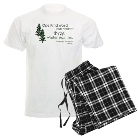 Kind Word Men's Light Pajamas