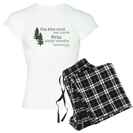 Kind Word Women's Light Pajamas