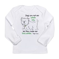 Whole Life Long Sleeve Infant T-Shirt
