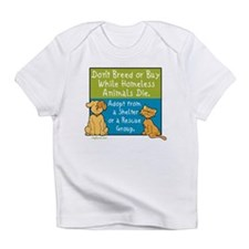Adopt Shelter Rescue Infant T-Shirt