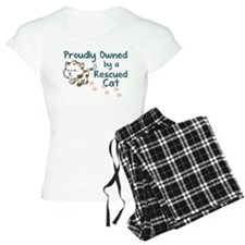 Proudly Owned (Cat) Pajamas