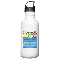 Educate Water Bottle