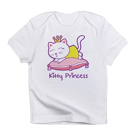 Kitty Princess Infant T-Shirt