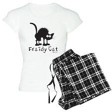 Fraidy Cat pajamas