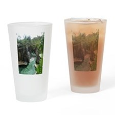 Underground Rivers Pint Glass