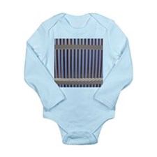 Let The Sun Shine In Long Sleeve Infant Bodysuit