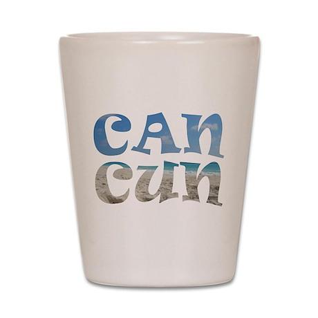 Cancun Shot Glass