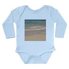 Duo Long Sleeve Infant Bodysuit
