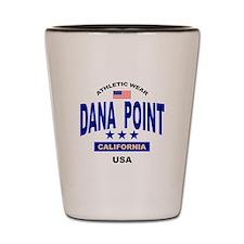 Shot glasses for Dana Point, California