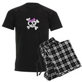 Cute Girly Skull  Pyjamas