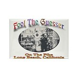 Fool The Guesser Rectangle Magnet (100 pack)