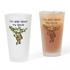 Wild About My Uncle Pint Glass