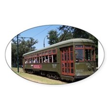 New Orleans Streetcar Decal