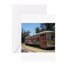 New Orleans Streetcar Greeting Cards (Pk of 10)